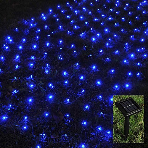 Save 38%! - Solar String Lights, IHOVEN 72ft 200 LED 8 Modes Solar Powered Waterproof Starry ...
