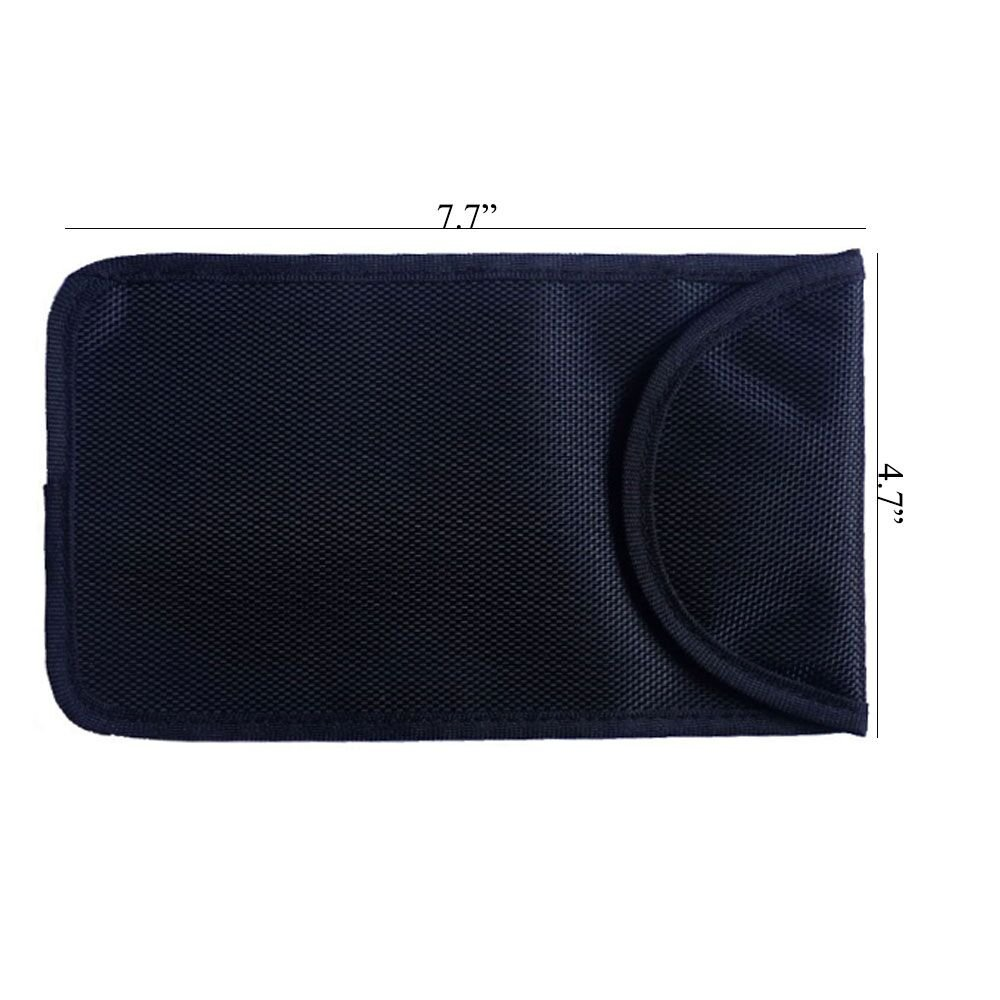 Supersnail Signal Blocker Jammer Pouch Case Shielding Electronic Circuit Bag Cell Phones Accessories