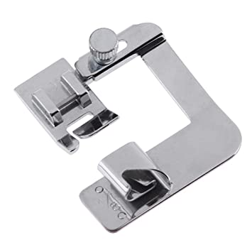 Prensatelas Accesorios para Máquina de coser Matefielduk Accesorio del ganchillo del hogar de la máquina de