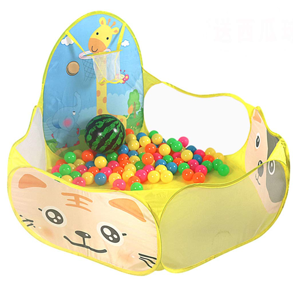 Playpens Baby Fence Toddler Crawl Mat Carpet Ball Pits Household Shatter Resistant Toys Castle Infant Hearth Gate Game Room