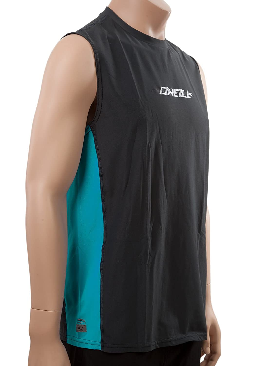 O'Neill men's 24/7 sleeveless: Loose fit, breathable shirt, 30+ SPF O'Neill Wetsuits