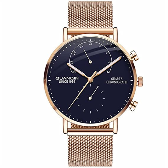 Reloj - Guanqin - Para - GS19101  Amazon.es  Relojes 16181fdcfe34