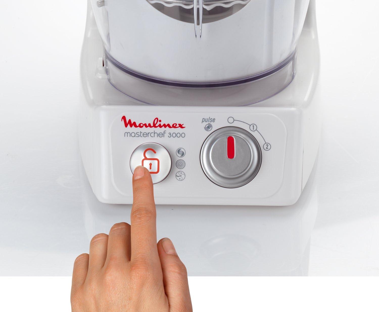 Moulinex FP3101 Masterchef 3000 - Robot de cocina: Amazon.es: Hogar