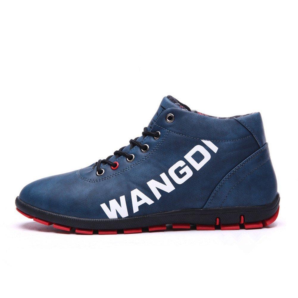 Phefee スニーカー メンズ ブーツ スノーブーツ ショートブーツ 雪靴 ファー付き 防寒 保温 カジュアルシューズ 春靴 撥水 防滑 アウトドア