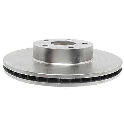 ACDelco 18A835A Advantage Non-Coated Front Disc Brake Rotor: Automotive