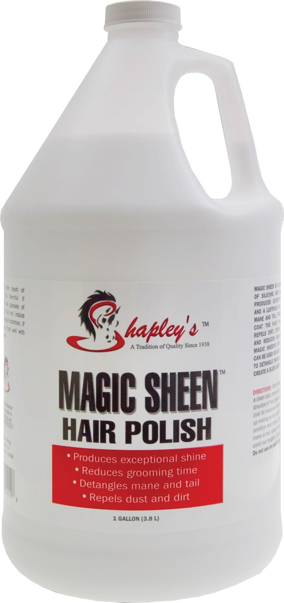 Magic Sheen Hair Polish For Horses