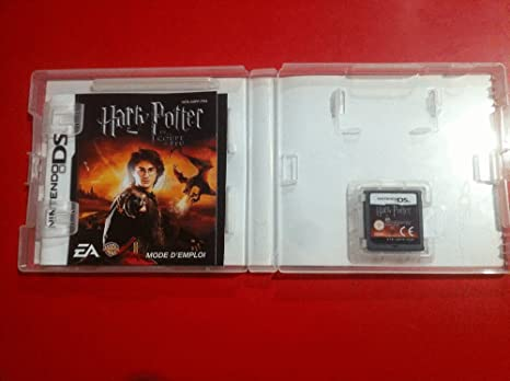 Harry Potter and the Goblet of Fire (Nintendo DS) [Nintendo DS ...