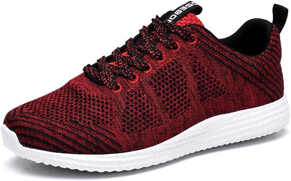 TIOSEBON Women s Breathable Summer Honeycomb Sneakers Athletic Sport Lightweight Walking Shoes