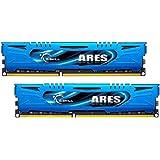 G.SKILL OCメモリ Ares 8Gx2 DDR3-2400 F3-2400C11D-16GAB
