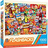 MasterPieces Flashbacks 1000 Puzzles Collection - Mom's Pantry 1000 Piece Jigsaw Puzzle