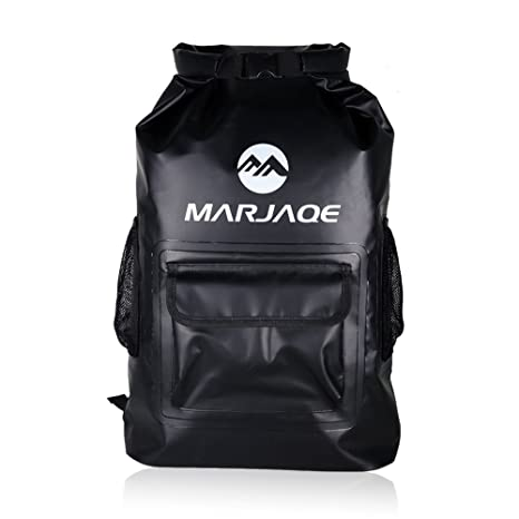 9786f5c6b69d Buy WildGrow Waterproof Dry Bag 22L for Canoeing Kayaking Diving Fishing  Rafting Swimming Waterskiing Cycling Camping Outdoor Water Sports Online at  Low ...