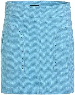 Falda pantalón de golf con ribete de estrás y función elástica ...