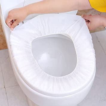 Brilliant Amazon Com Potty Cover Chdhaltd Disposable Toilet Seat Creativecarmelina Interior Chair Design Creativecarmelinacom