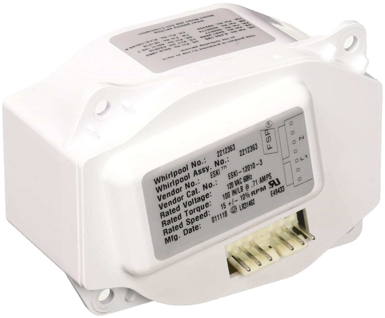 Amazon.com: Whirlpool Part Number 2212363: Dispenser, Motor: Home  Improvement