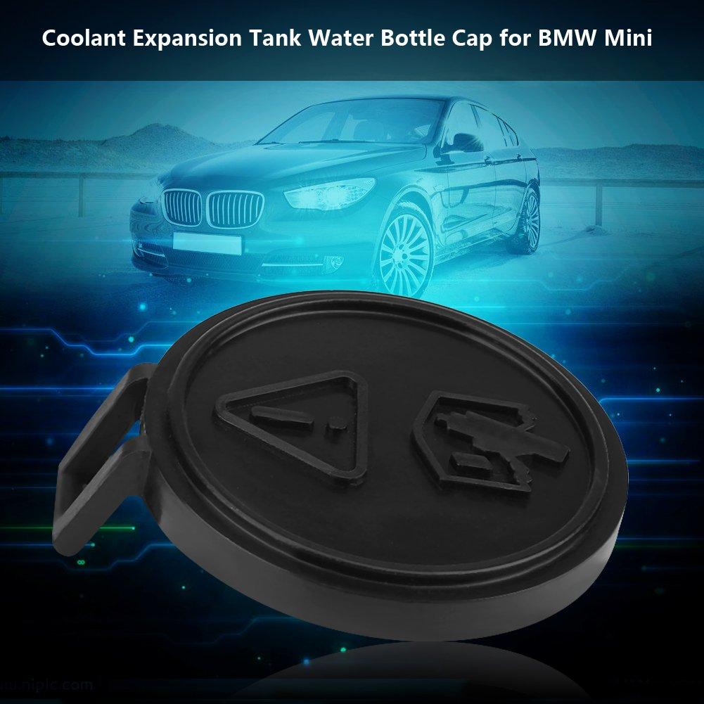 Aramox Expansion Tank Cap,Coolant Expansion Tank Water Bottle Cap for Mini 17107515485