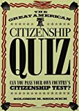 Great American Citizenship Quiz, Solomon Skolnick, 0802777228