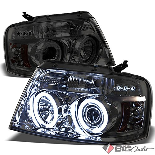 04 ford f150 heritage headlights - 5