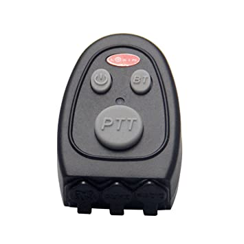 LEXIN Motocicleta BT 4.0 Bluetooth Dongle para Two-way radio/GPS/detector de