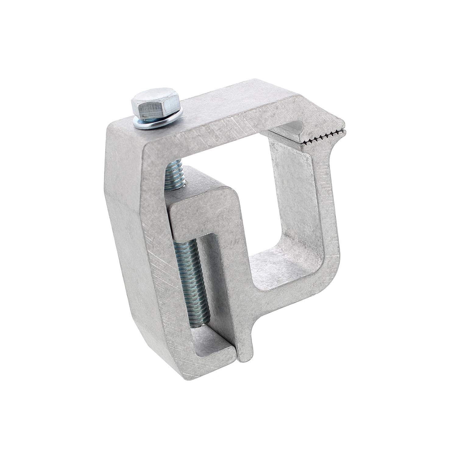 Single Truck Cap Mounting Clamp for Truck Bed Rack and Truck Canopy Brackets ABN Truck Topper Clamp 1 Piece