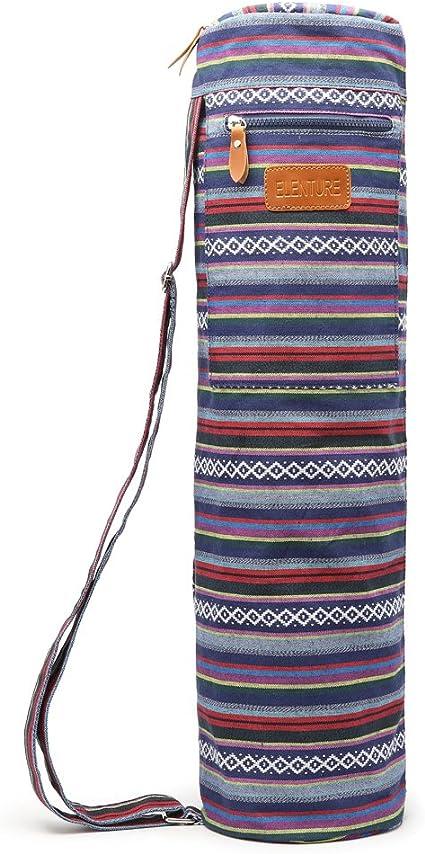 Yoga Mat Bag, Yoga Mat Carrier Full-Zip