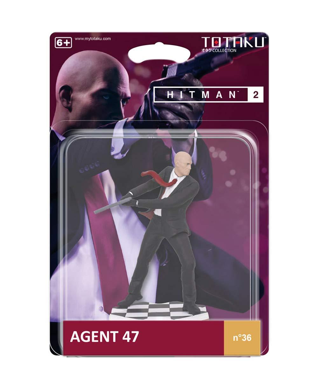 Totaku Hitman 2 Agent 47 Figure