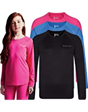 Dare2b Equate - Kids Base Layer Set - Quick Drying - Thermal - Stretchy