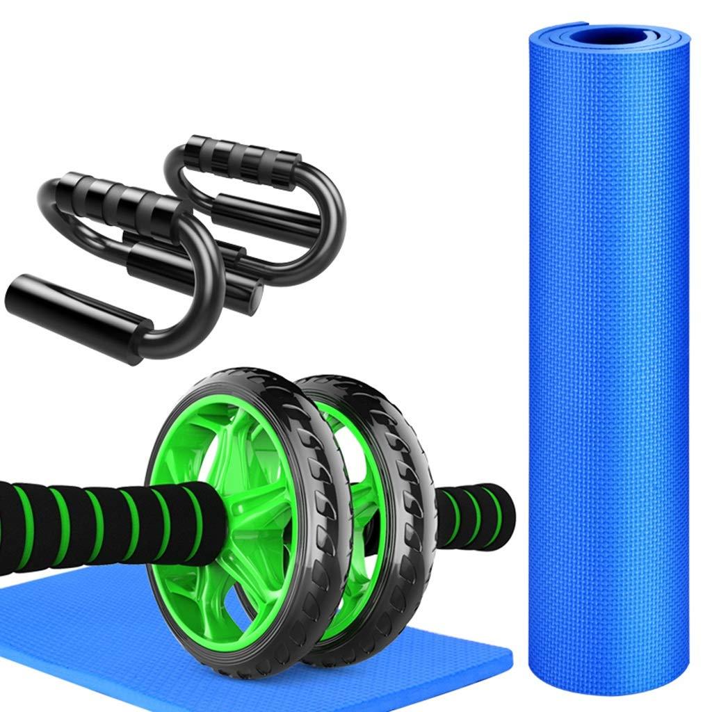 トレーニングコンビネーション機器、腹巻き初心者ヨガマットプッシュアップ家庭用多機能フィットネス機器  C B07HC9NSMX
