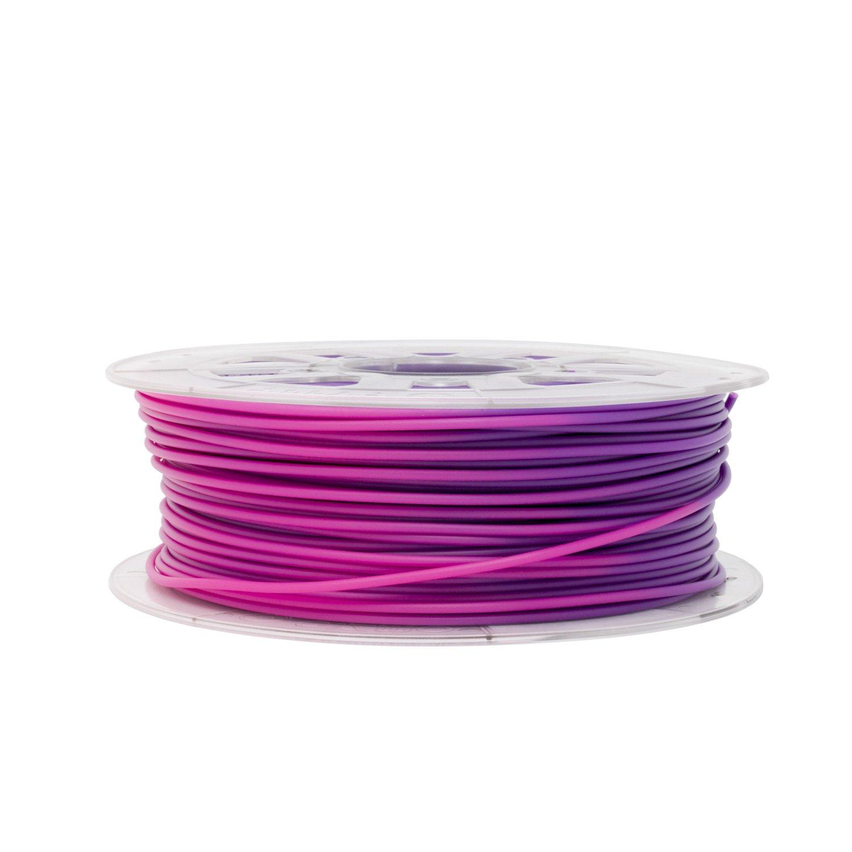 2.2lb for 3D Printers Color Change Purple to Pink Gizmo Dorks 1.75mm PLA Filament 1kg