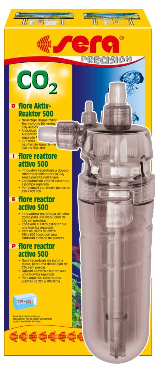 Sera Flore Active CO2 Reactor 500 - Small 66-160 Gal by Sera USA