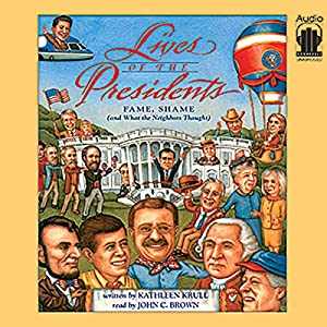 Lives of the Presidents Audiobook