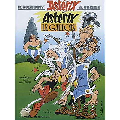 Asterix Le Gaulois (French Edition)