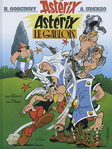 asterix-le-gaulois-french-edition