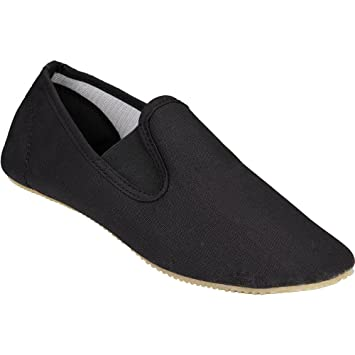 Blitz Sport zapatillas de Kung Fu con suela de caucho para niño Talla:35 EU/2.5 UK: Amazon.es: Deportes y aire libre