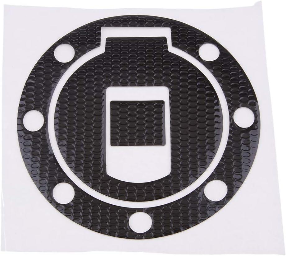 4 Gas Tank Cap Pad Cover Sticker 3D For YAMAHA YZF R1//R6//FZ,Royal Star