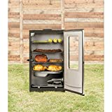 "Masterbuilt MB20072618 1200W 40"" Digital Electric Smoker"