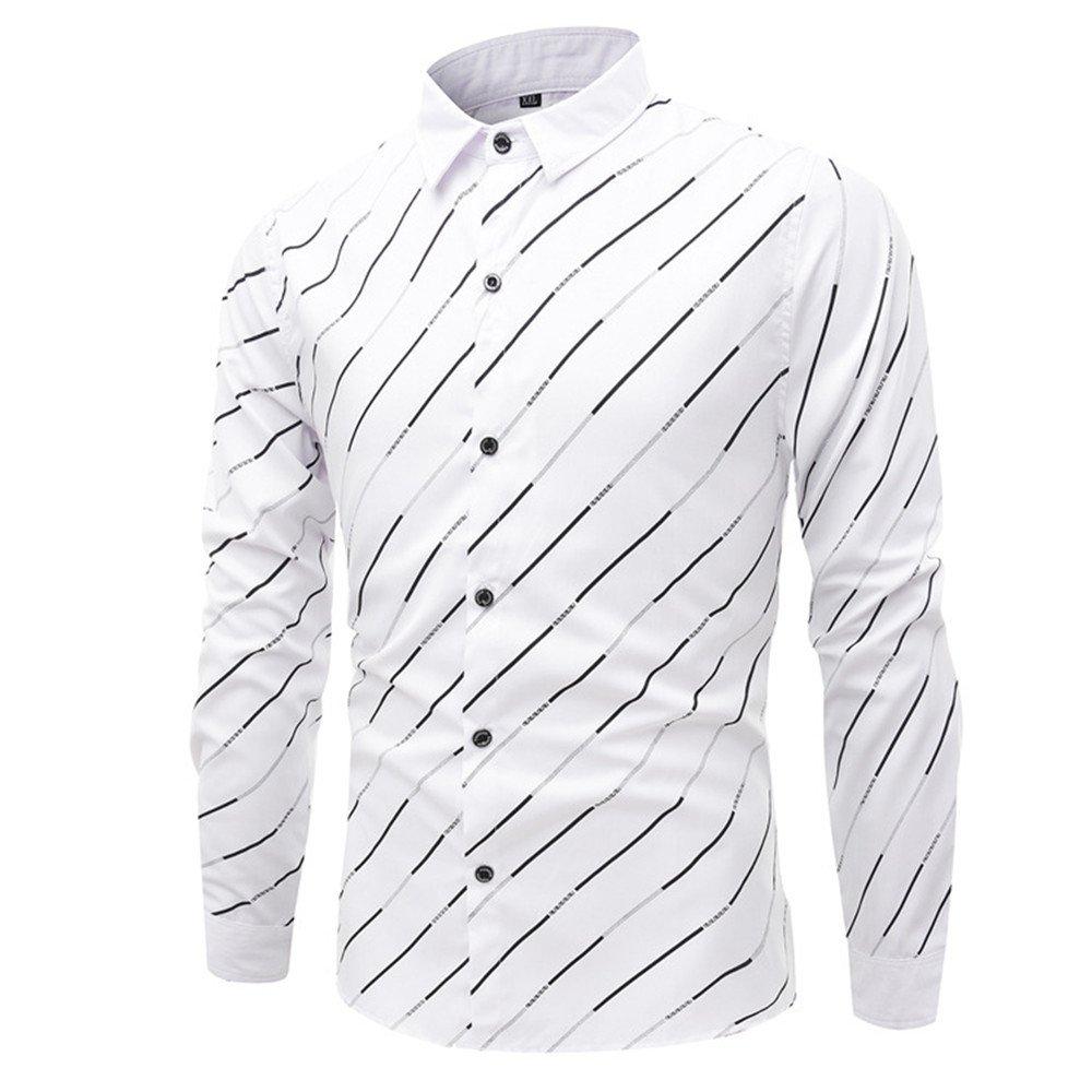 Langärmelige t - Shirt mit Langen ärmeln langärmliges Hemd,weiße,4XL