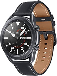Samsung Galaxy Watch3 – Mystic Black (45mm) – Bluetooth