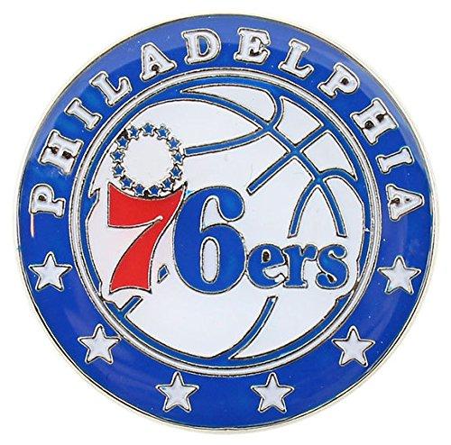 NBA Philadelphia 76ers Logo Pin