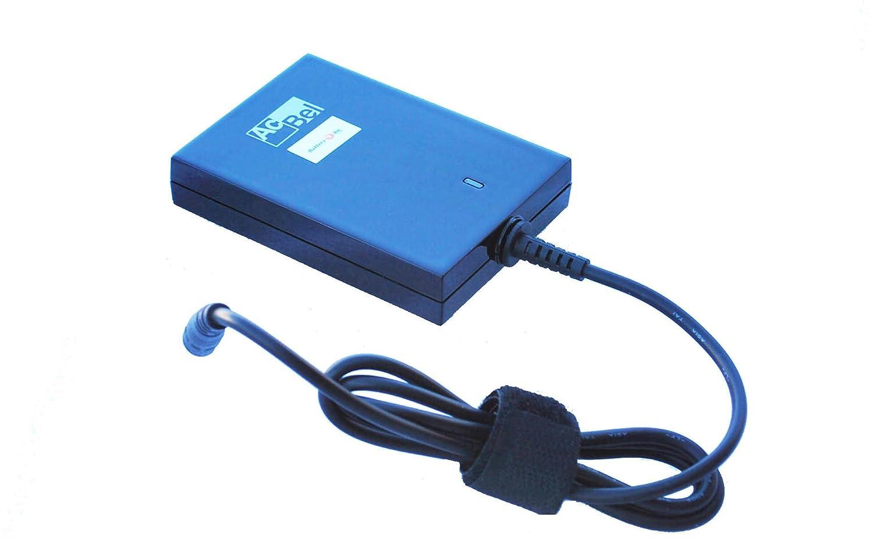Battery1inc nueva generación más pequeño del mundo y más ligero portátil 90 W adaptador de CA de repuesto para Toshiba Satellite L655D-S5102 S5110 ...