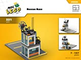 Rescue Base (Instruction Only): MOC LEGO (English Edition)