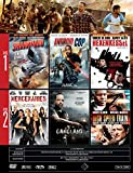 Action Box (6 Filme auf 2 DVDs), inklusive Sharknado, Mercenaries, Hexenkessel, Android Cop, Gangland, High Speed...