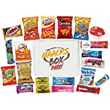 College & School Snacks Care Package (20 Count)