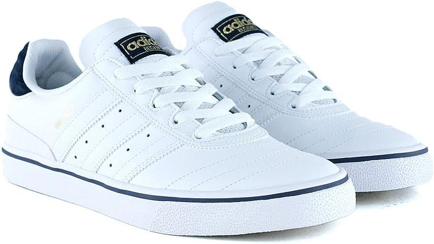 Ineficiente Precioso Mendicidad  adidas Busenitz Vulc ADV White/Collegiate Navy/White: Amazon.co.uk: Shoes &  Bags