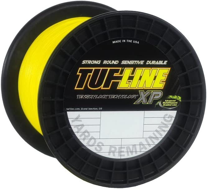 Tuf-Line XP 1200 Yard Fishing Line Yellow, 150-Pound