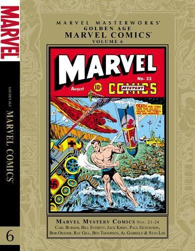Marvel Masterworks: Golden Age Marvel Comics - Volume 6