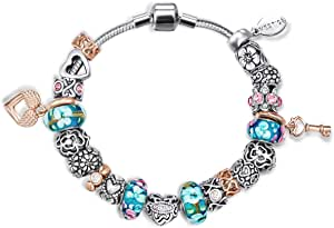 Mestige Cherished Bracelet with Swarovski® Crystals, Gift Womens Girls