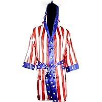 Rocky Balboa Apollo Robe America Flag