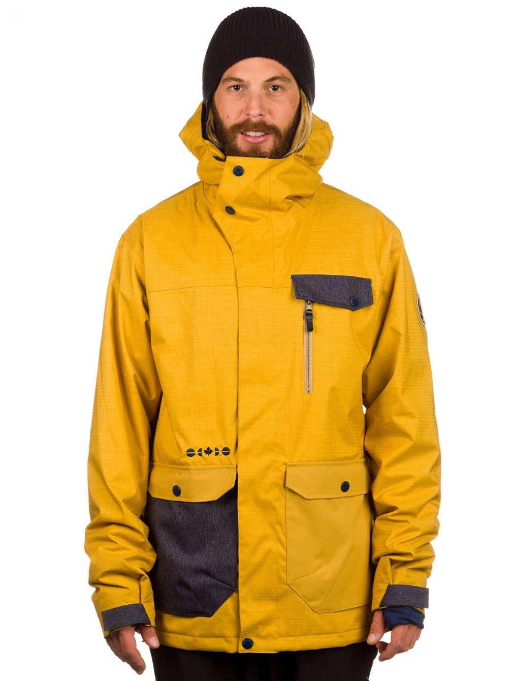 Giacca Snowboard da uomo West Beach Utopia Jacket