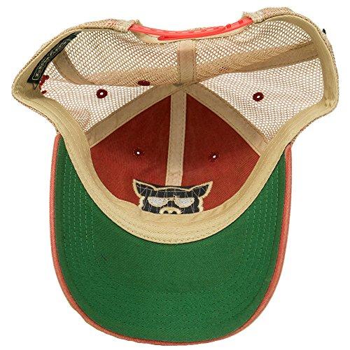 61631cc12d6cf Jual Islanders Mossy Oak Treestand Pig Face Trucker Hat -