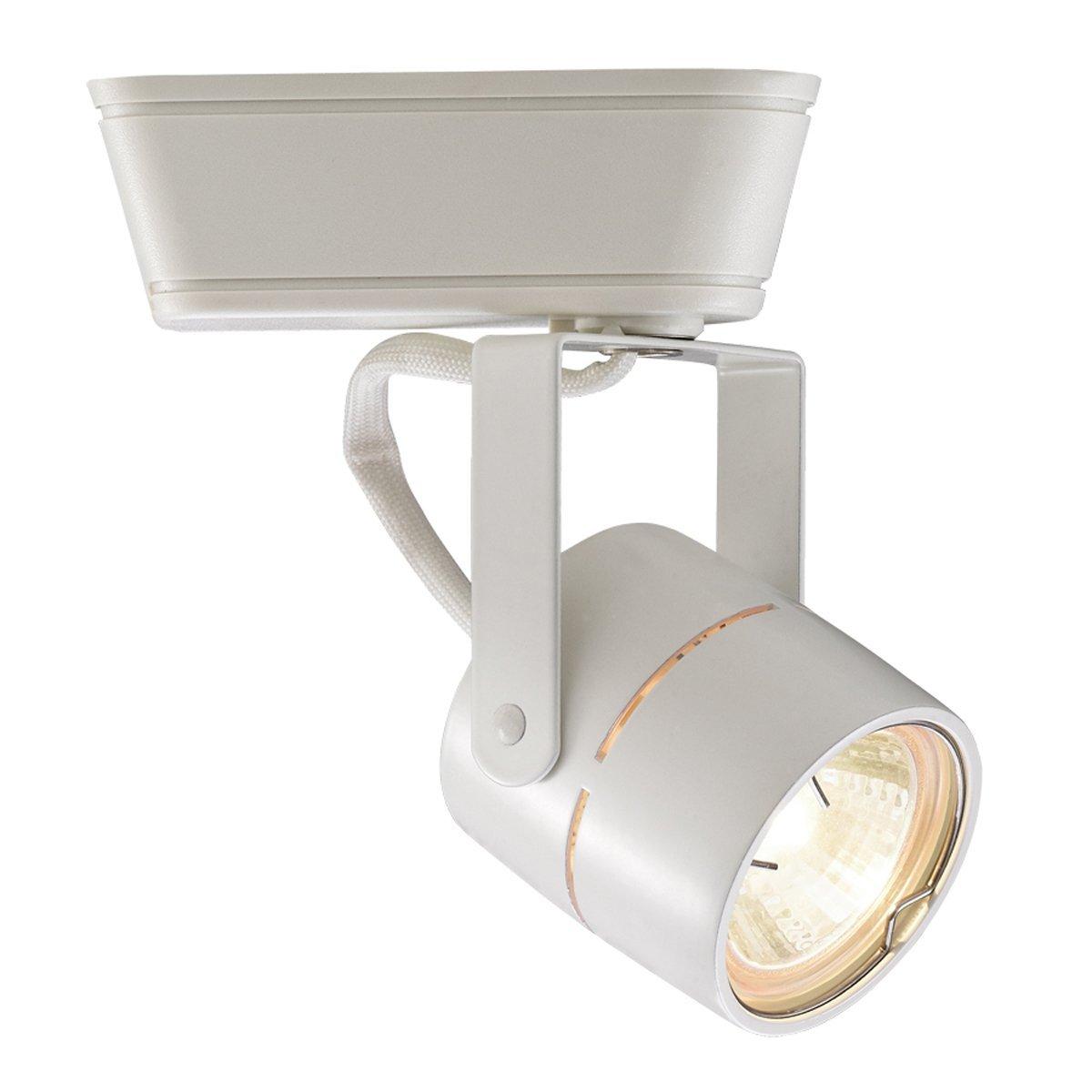 WAC Lighting HHT-809-WT H Series Low Voltage Track Head, 50W